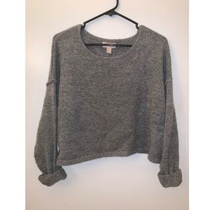💠Forever 21 Heather Grey Casual Sweater💠